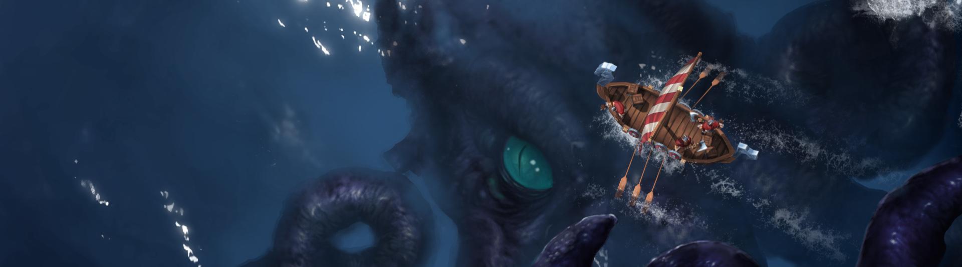 Northgard Clan of the Kraken DLC