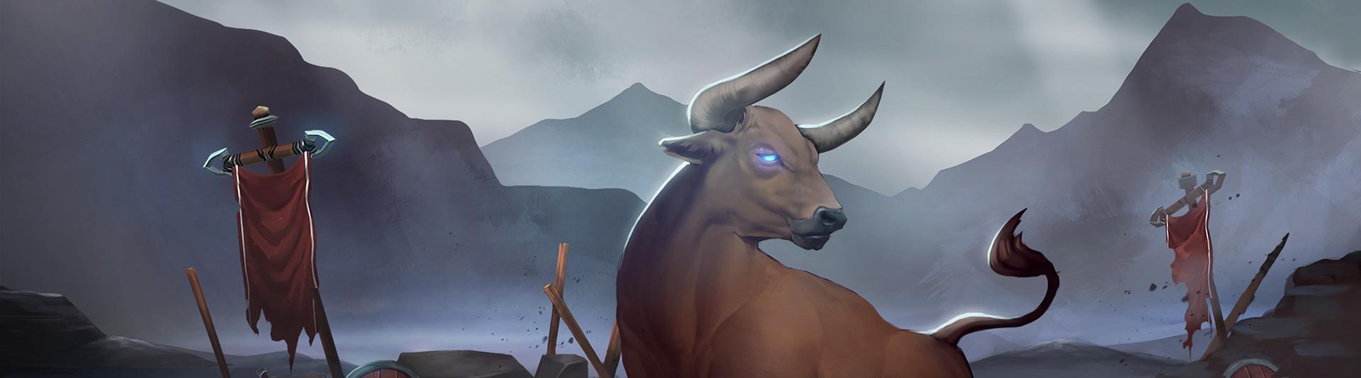 Northgard Clan of the Ox DLC