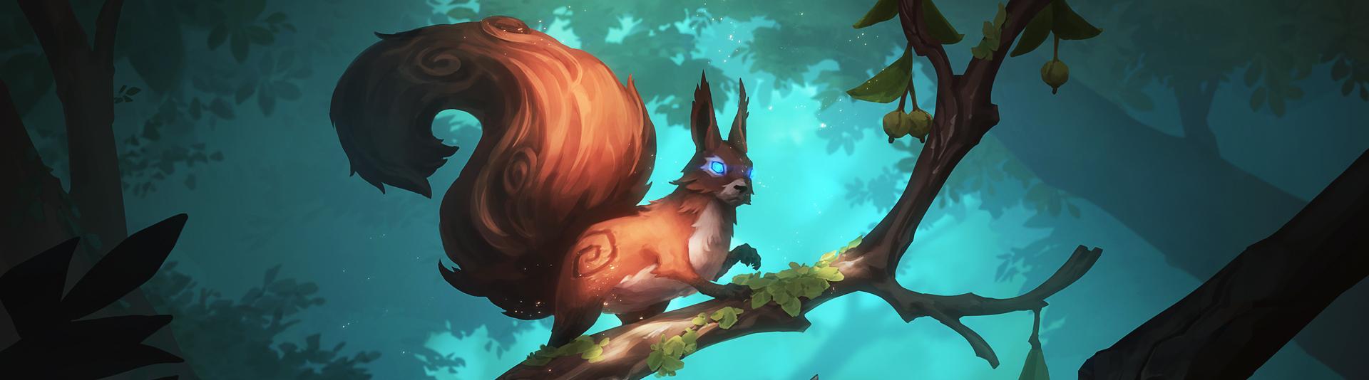 Northgard Clan of the Squirrel DLC